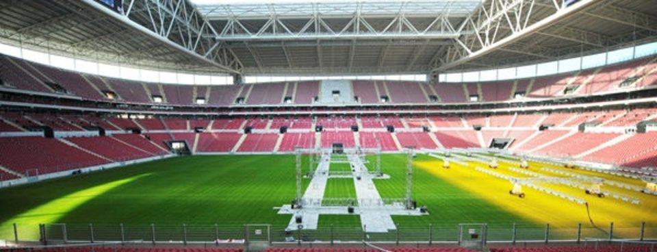 Türkiyede Arena ismi kullanılan statlar