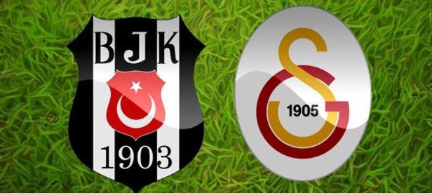 Galatasaray ve Beşiktaştan Fenerbahçeye mesaj