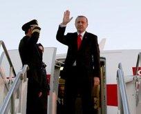 Erdoğandan o ülkeye kritik ziyaret