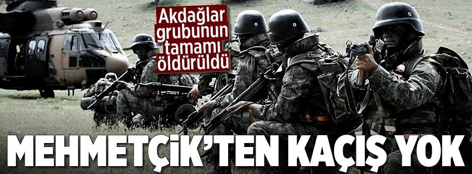 Terör örgütü PKKya darbe üstüne darbe