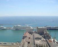 Yenikapı'ya kruvaziyer limanı