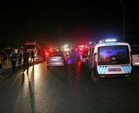 İstanbulda polise alçak saldırı!