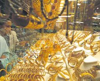 Altın zirve yaptı kuyumcular boşaldı
