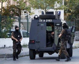 İstanbulda dev DEAŞ operasyonu! 41 adrese baskın