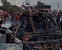 Bağdat'ta katliam
