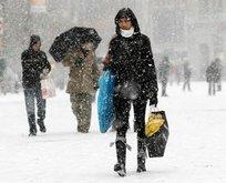 Dikkat! Bu illerimizde kar yağışı geliyor