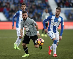Emreli Deportivoya 4-0 şoku!