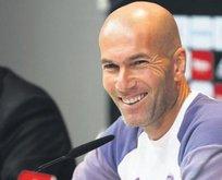 Zinedine Zidane rekor peşinde