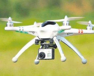 'Drone'lar hayatın her alanına girdi