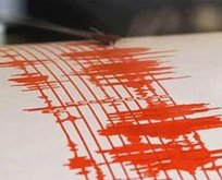 Bursada korkutan deprem