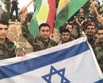 Barzani Irakı İsraile sattı