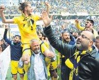 Ve Ankaragücü yeniden 1.lig'de