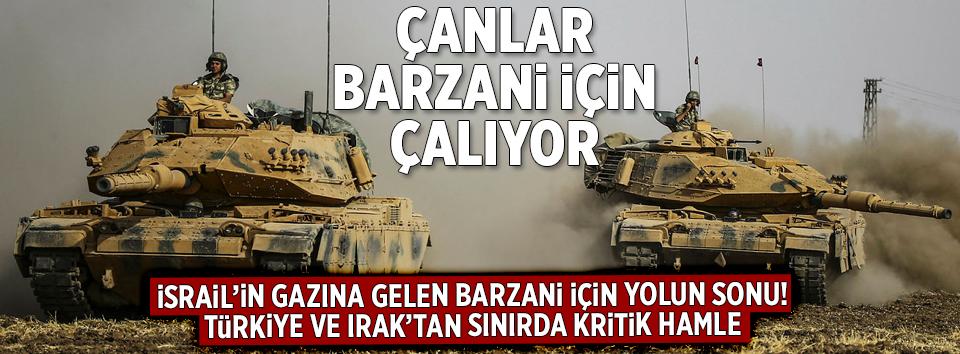 Iraktan flaş açıklama: Türk ordusuyla...