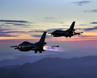 Türk ve Rus jetleri DEAŞı vurdu