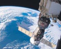 Uzay yolcusu kalmasın