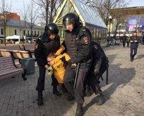 Rusyada muhaliflere sert müdahale