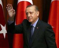 Cumhubaşkanı Erdoğan dünyada 6. sırada