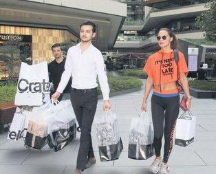 Alışveriş çılgını