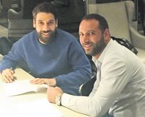 Trabzon'dan Şahane transfer