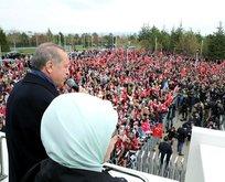 Cumhurbaşkanı Erdoğan: Devran değişti