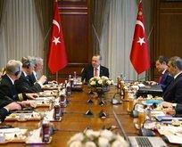 İşte Erdoğan ile Tillerson görüşmesinin detayları