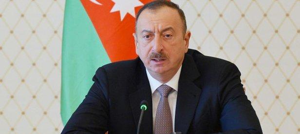 Aliyevden Rus uçağıyla ilgili bomba iddia