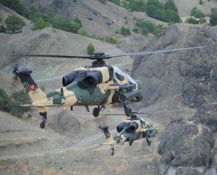 Helikopterler için imzalar tamam