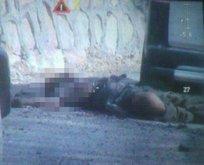 Saldırmaya çalışan PKK'lı hain öldürüldü