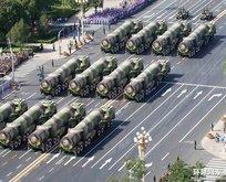 Çin, Rusya sınırına füzelerini yerleştirdi