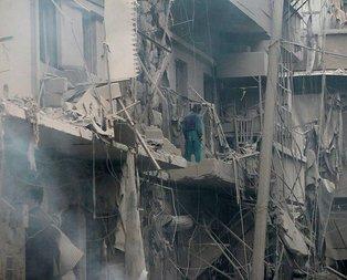 Suriyede son iki yılda 98 okul bombalandı