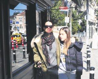 Olay kadın İstanbul'da