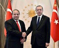 Pakistandan Türkiye ve Katara ortaklık çağrısı
