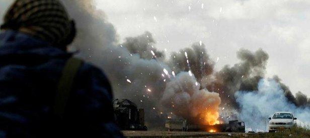 ABD, Esed rejimini vurdu