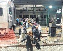 Tren dehşeti