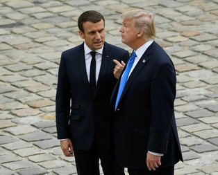 Macronun tatil fotoğrafını çeken gazeteciye gözaltı