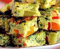Brokolili Tortilla Tarifi