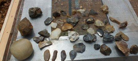 200 bin yıllık insan izleri bulundu