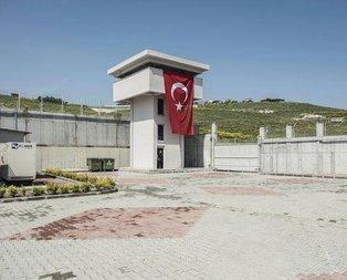 İstanbulda kale gibi polis merkezi