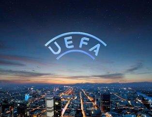 UEFA'da 2016-2017 sezonu sıralaması