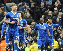Chelsea, M.City'i 3 golle devirdi