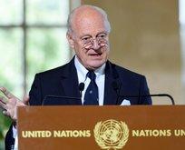 BMden flaş Halep açıklaması