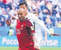 Portekizliler bugün geliyor