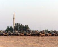 TSK Suriyede öldürülen terörist sayısını açıkladı