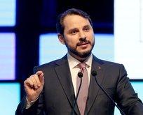 Bakan Albayrak:Birileri çıldırsa da Türkiye her gün adım adım büyüyor