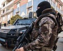 Kontrol noktasına saldıran terörist öldürüldü
