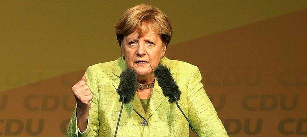 Merkelden haddini aşan açıklamalar