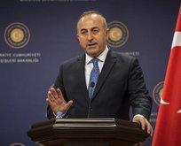 Bakan Çavuşoğlu Yunanistan'a gidiyor