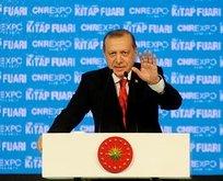 Erdoğan: Dirilişi öve öve bitiremediler