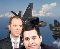 FETÖ'nün senatörleri F-35 ihanetinde