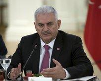 Başbakan'dan 'yeni devlet kuruluyor' sözlerine tepki